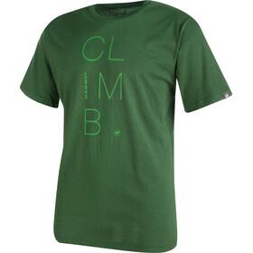 Mammut M's Massone T-Shirt seaweed melange
